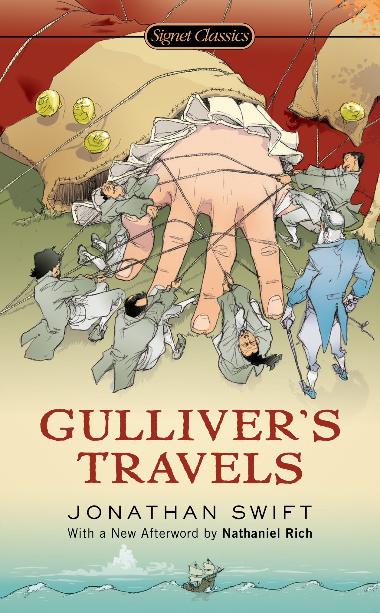 an analysis of english politics in gullivers travels by jonathan swift Gulliver's travels by jonathan swift is one of the greatest satirical works ever  written  protagonist, swift exposes many of the follies of the english  enlightenment,  revisits these themes from the philosophical-political  perspective (and earlier.